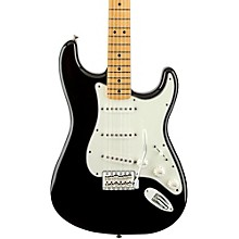 Fender Standard Stratocaster Electric Guitar with Maple Fretboard