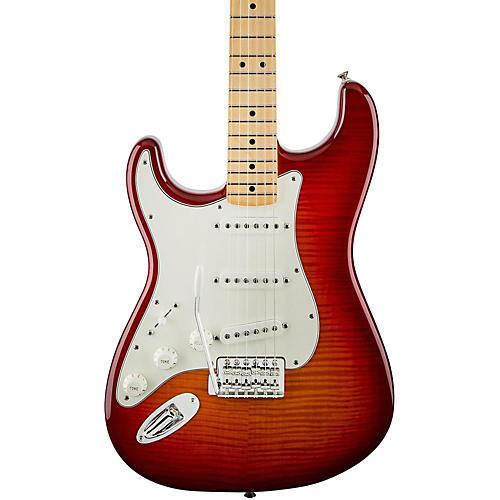 Fender Standard Stratocaster Plus Top Left-Handed, Maple Fingerboard