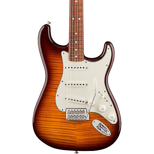 Fender Standard Stratocaster Plus Top Pau Ferro Fingerboard