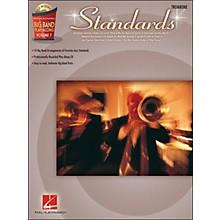 Hal Leonard Standards - Big Band Play-Along Vol. 7 Trombone