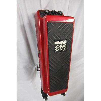 EBS Stanley Clarke Wah/Volume Effect Pedal