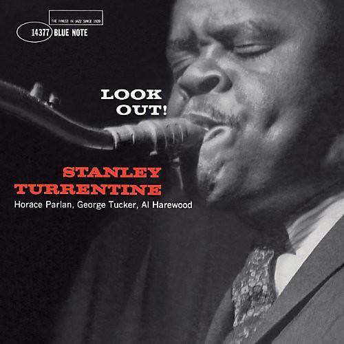 Alliance Stanley Turrentine - Look Out: Rudy Van Gelder Recordings