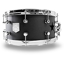 Trick Drums Star Aluminum Snare Drum in Gamblers Gun Gray, 14 x 6.5""