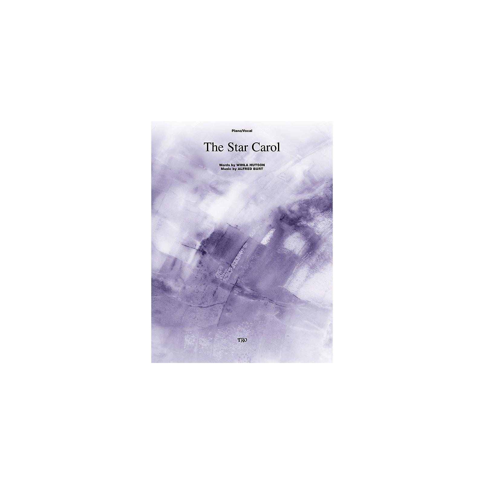 TRO ESSEX Music Group Star Carol Richmond Music ¯ Sheet Music Series