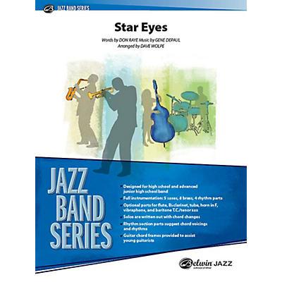 Alfred Star Eyes Jazz Band Grade 3 Set