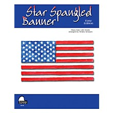 SCHAUM Star Spangled Banner (NFMC 2016-2020 Federation Festivals Bulletin) Educational Piano Series Softcover