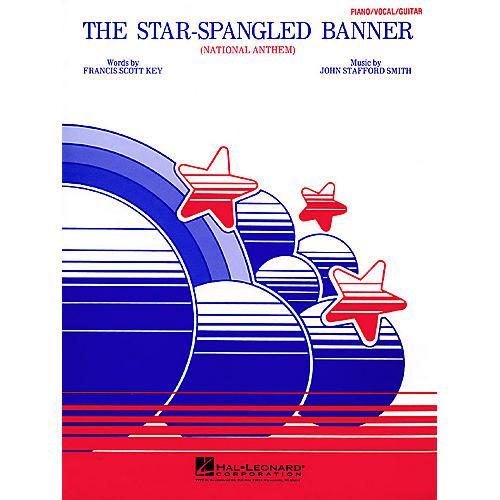 Hal Leonard Star Spangled Banner Piano Vocal Series