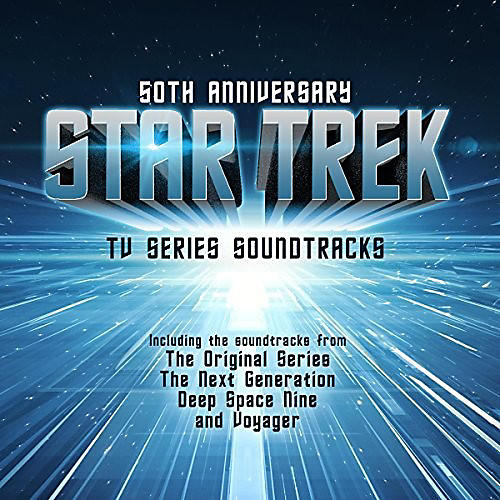 Alliance Star Trek - 50th Anniversary: TV Series Soundtrack