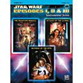 Alfred Star Wars: Episodes I, II & III Instrumental Solos Horn in F Book & CD thumbnail