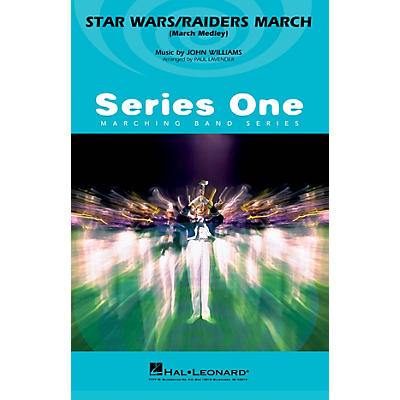 MCA Star Wars/Raiders March Marching Band Level 2 by John Williams Arranged by Paul Lavender