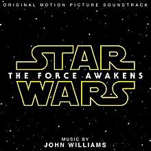 Star Wars: The Force Awakens Soundtrack CD