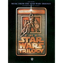 Alfred Star Wars Trilogy for Easy Piano Book