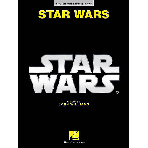 Hal Leonard Star Wars for Ukulele