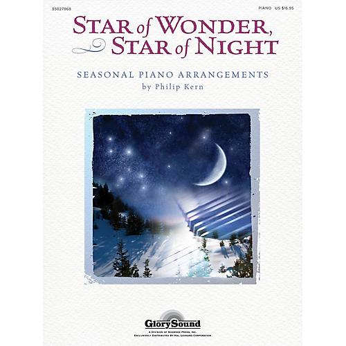 Shawnee Press Star of Wonder, Star of Night (Seasonal Piano Arrangements) arranged by Philip Kern
