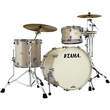 Starclassic Bubinga 3-Piece Shell Pack with Smoked Black Nickel Hardware Champagne Sparkle