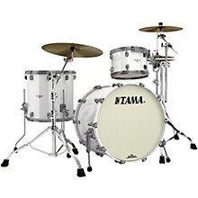Starclassic Bubinga 3-Piece Shell Pack with Smoked Black Nickel Hardware Piano White
