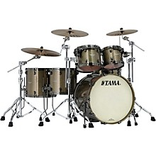 "TAMA Starclassic Bubinga 5-Piece Shell Pack with 22"" Bass Drum"
