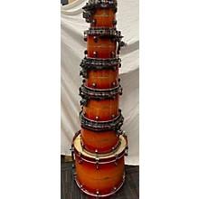 TAMA Starclassic Exotix Scandinavian Birch/Bubinga Drum Kit