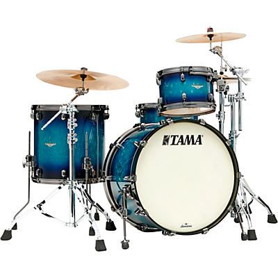 """TAMA Starclassic Maple 3-Piece Shell Pack with 22"""" Bass Drum"""