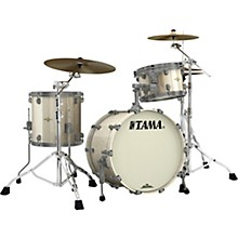Starclassic Maple 3-Piece Shell Pack with Smoked Black Nickel Hardware and 20 in. Bass Drum Champagne Sparkle