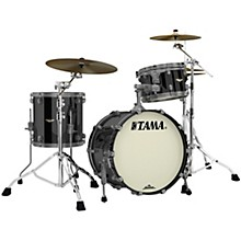 Starclassic Maple 3-Piece Shell Pack with Smoked Black Nickel Hardware and 20 in. Bass Drum Piano Black