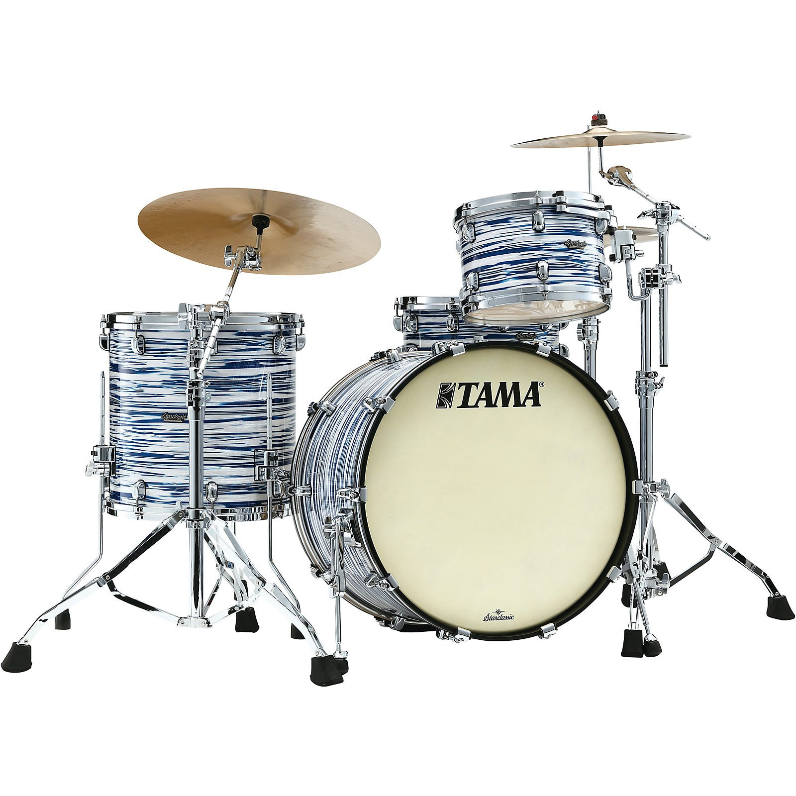 TAMA Starclassic Maple 3-piece Shell Pack with 22 in. Bass Drum