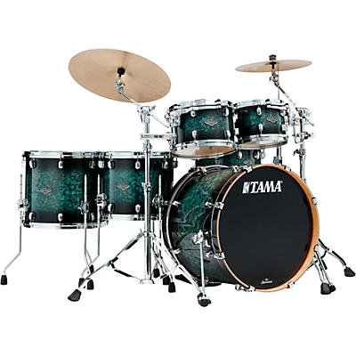 "TAMA Starclassic Performer 5-piece Shell Pack With 22"" Bass Drum"