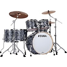 Starclassic Performer B/B 5-Piece Shell Pack with 22 In. Bass Drum Charcoal Onyx