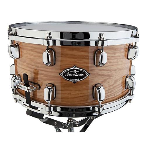 TAMA Starclassic Performer B B Snare Drum Natural White Oak Finish ... b52256cbd1