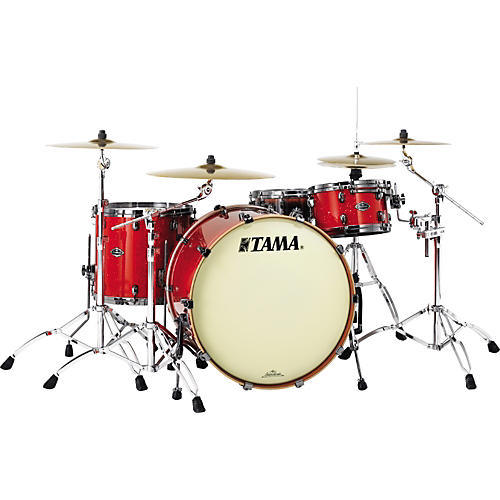 TAMA Starclassic Performer Birch Bubinga 3-Piece Shell Pack