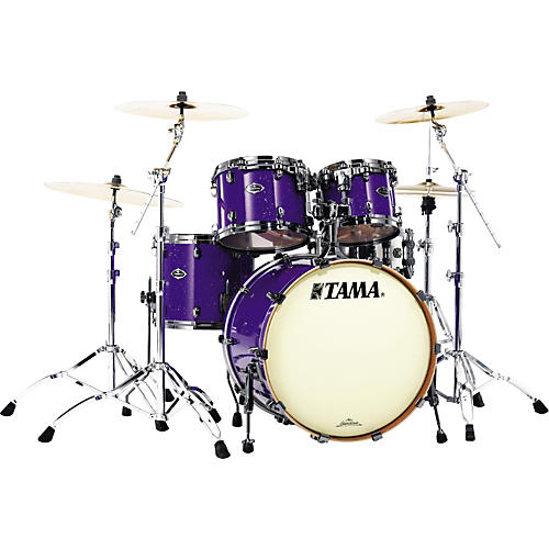 TAMA Starclassic Performer Birch Bubinga 4-Piece Shell Pack