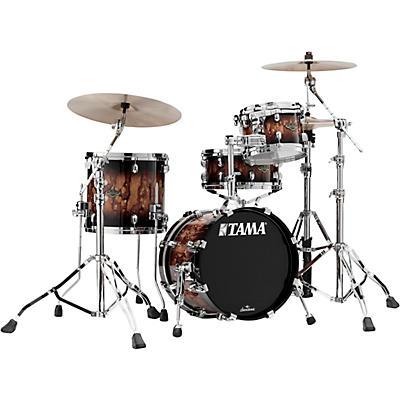 TAMA Starclassic Walnut/Birch 3-Piece Shell Pack with 16 in. Bass Drum