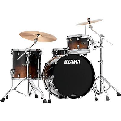 "TAMA Starclassic Walnut/Birch 3-piece shell pack with 22"" Bass Drum"