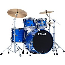 Starclassic Walnut/Birch 4-Piece Shell Pack with 22
