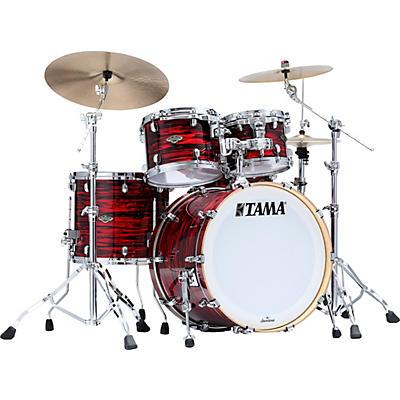 "TAMA Starclassic Walnut/Birch 4-Piece Shell Pack with 22"" Bass Drum"