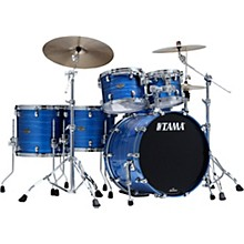 Starclassic Walnut/Birch 5-Piece Shell Pack with 22
