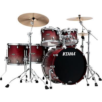 "TAMA Starclassic Walnut/Birch 5-Piece Shell Pack with 22"" Bass Drum"