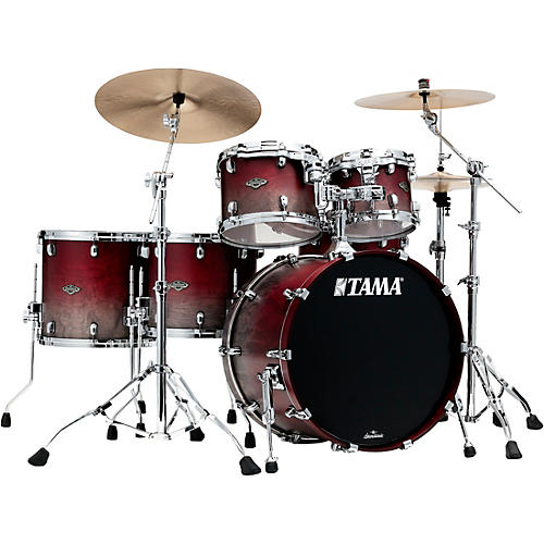 TAMA Starclassic Walnut/Birch 5-Piece Shell Pack with 22