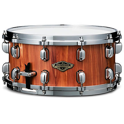 TAMA Starclassic Walnut/Birch Snare Drum with Cedar Outer Ply