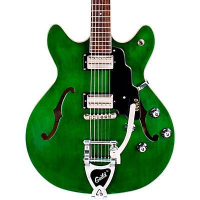Guild Starfire I DC with Guild Vibrato Tailpiece Semi-Hollow Electric Guitar