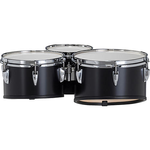 Tama Marching Starlight Tenor Trio Condition 1 - Mint 8, 10, 12 in. Black