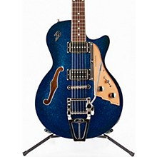 Starplayer TV Electric Guitar Blue Sparkle