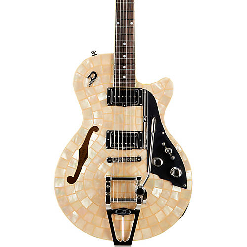 Duesenberg USA Starplayer TV Electric Guitar Ice Pearl