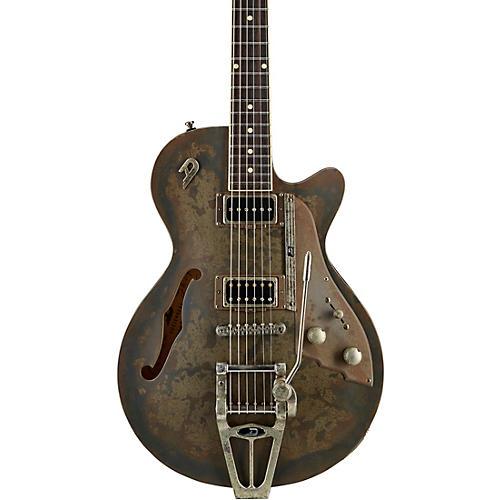 Duesenberg USA Starplayer TV Rusty Steel Electric Guitar
