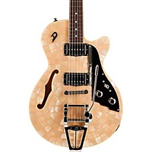 Starplayer TV Semi-Hollow Electric Guitar Ice Pearl