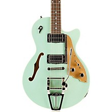 Starplayer TV Semi-Hollow Electric Guitar Surf Green