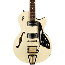 Starplayer TV Semi-Hollow Electric Guitar Vintage White