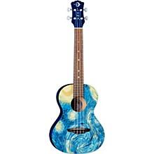 Luna Guitars Starry Night Tenor Ukulele