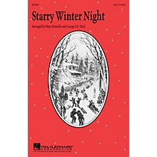Hal Leonard Starry Winter Night 2-Part
