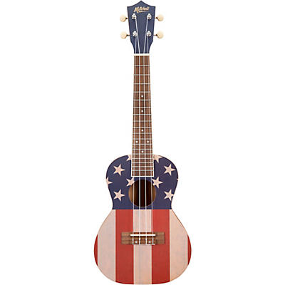 Mitchell Stars And Stripes Concert Ukulele